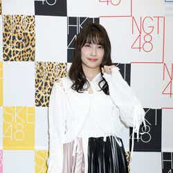 モデルプレス - AKB48入山杏奈、メキシコ留学を発表