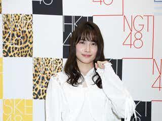 AKB48入山杏奈、メキシコ留学を発表