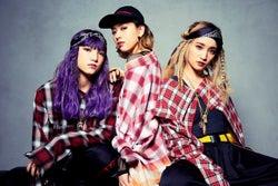 E-girls須田アンナ&武部柚那&YURINO「スダンナユズユリー」CDデビューを発表<メンバーコメント到着>