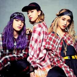 モデルプレス - E-girls須田アンナ&武部柚那&YURINO「スダンナユズユリー」CDデビューを発表<メンバーコメント到着>