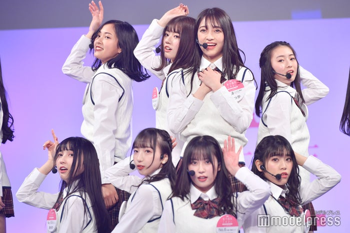 「女子高生ミスコン2020」ファイナル審査の様子 (C)モデルプレス