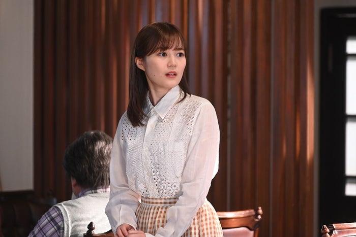 生田絵梨花(C)NHK