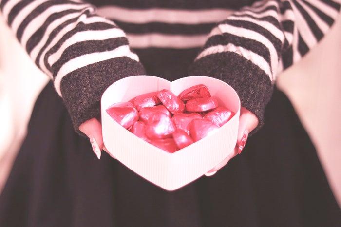 男性が喜ぶ本命チョコの渡し方5つ/photo by GIRLY DROP