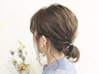 簡単セットのゆるふわヘアアレンジ集 大人可愛いスタイリング方法を紹介
