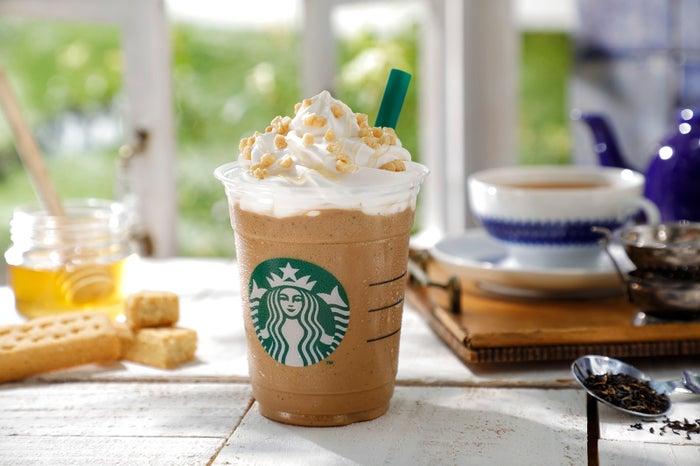 ロイヤル ミルクティー フラペチーノ/画像提供:スターバックス コーヒー ジャパン