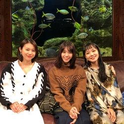 「あなたの番です」西野七瀬・金澤美穂・奈緒、打ち上げ以来の再会で仕事&恋愛を語る