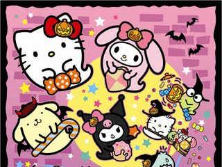 ピューロランドのハロウィン限定イベント キティが初の本格仮装でモンスターに!?