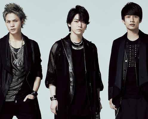 KAT-TUN、グループ再始動の激動の1年に密着