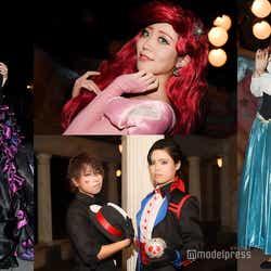 モデルプレス - <ディズニー・ハロウィーン2019仮装スナップ>定番のプリンセス&まだまだ高いヴィランズ人気