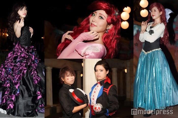 ディズニー・ハロウィーン2019、東京ディズニーシーで仮装ゲストをスナップ!(C)モデルプレス(C)Disney