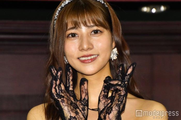 TPE48に移籍する阿部マリア (C)モデルプレス