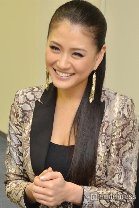 終始笑顔でインタビューに応じてくれた原綾子