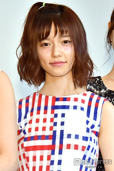 AKB48島崎遥香、理想のイケメン俳優を告白【モデルプレス】