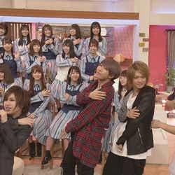 ゴールデンボンバー(C)NHK