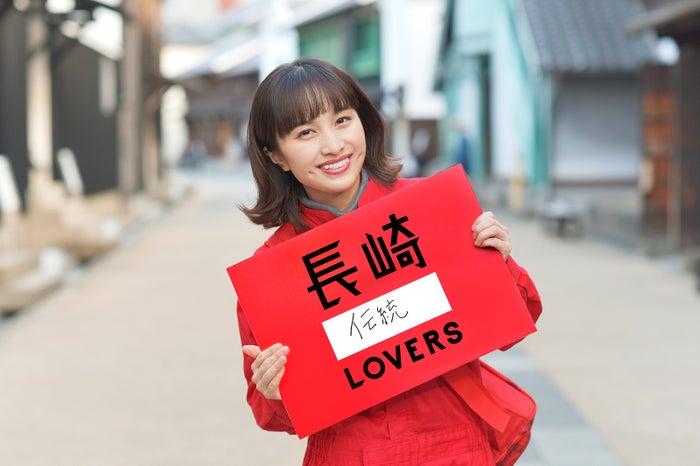 百田夏菜子:長崎「伝統」LOVERS (提供画像)