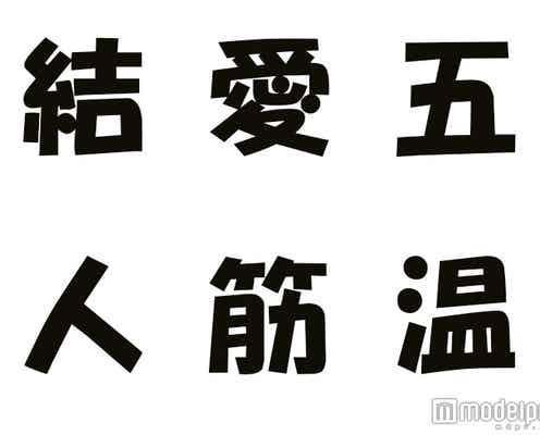 近藤真彦・TOKIO・V6・関ジャニ∞・Sexy Zoneが発表「2015年の漢字一文字」