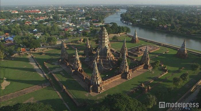 タイの古都アユタヤ/画像提供:TBS