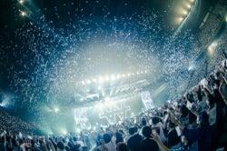 AAAアリーナツアー「ARENA TOUR 2017 -WAY OF GLORY-」より(画像提供:avex)