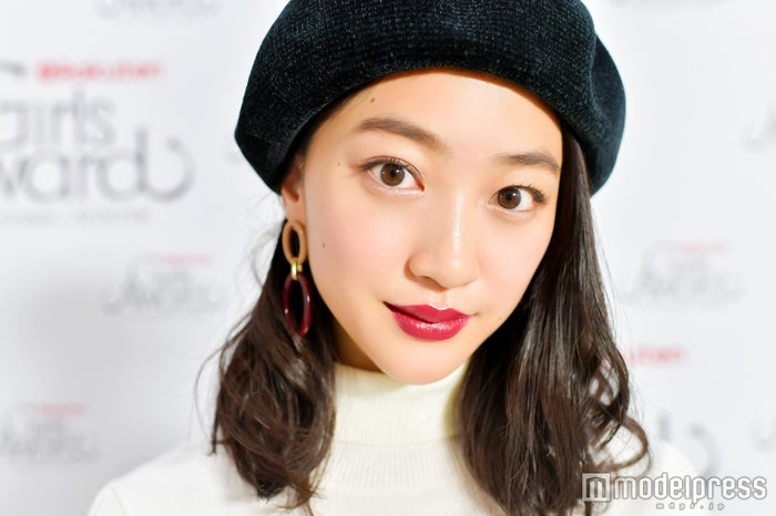 モデルプレスのインタビューに応じた田辺かほ(C)モデルプレス