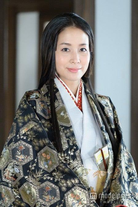 2014年NHK大河ドラマ「軍師官兵衛」に出演する内田恭子