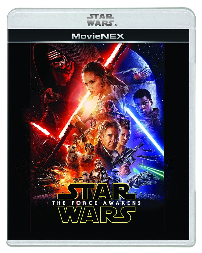 『スター・ウォーズ/フォースの覚醒』(C)2016 & TM Lucasfilm Ltd. All Rights Reserved.