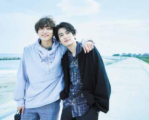 渡邊圭祐&小関裕太、親友2人で初の旅番組決定 プライベートな一面も