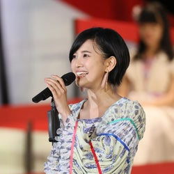 HKT48兒玉遥、悲願の初選抜入り「ファンのみなさんを悲しませていた」<第8回AKB48選抜総選挙>