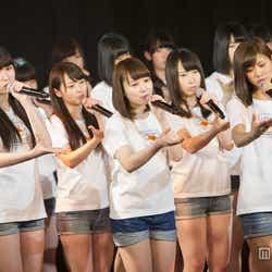 「東日本大震災復興支援特別公演~誰かのためにプロジェクト2014~」/NMB48劇場(C)AKS