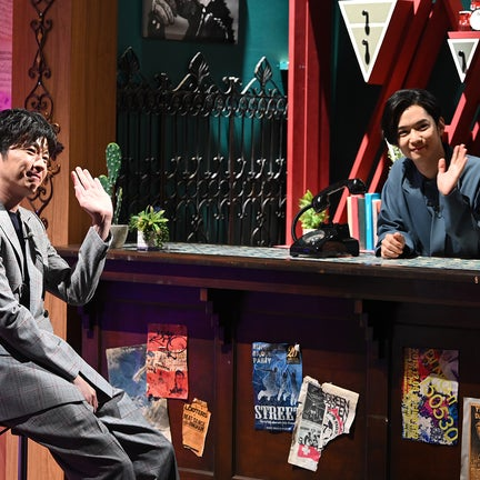 三代目JSB登坂広臣、田中圭と初対決「山下健二郎がお世話になりました」