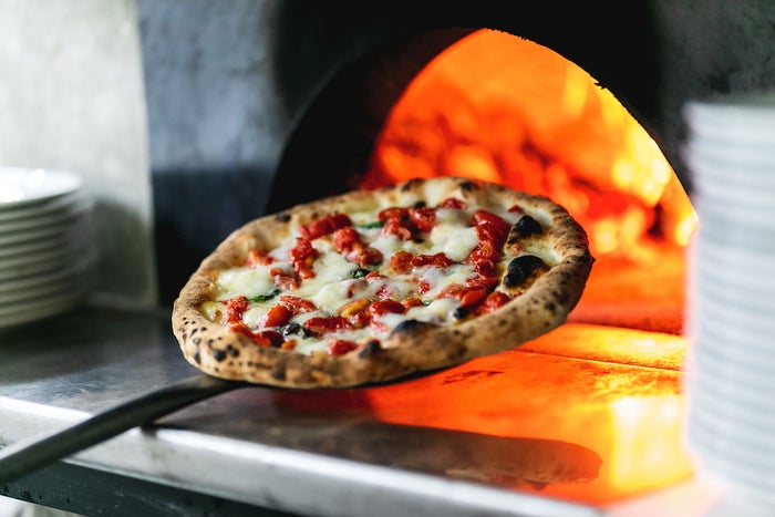 野生のピッツェリア『Selvaggio(セルバッジオ)』/画像提供:サン・クレア