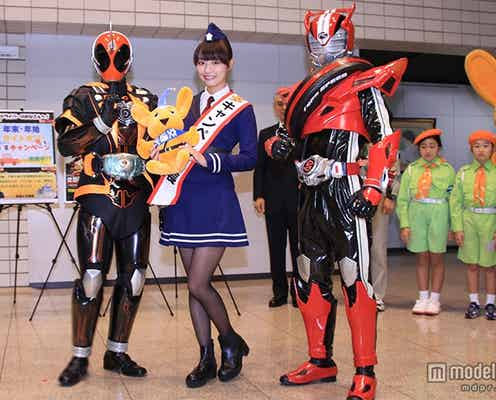 「MORE」内田理央、初体験に感激「カッコよくてファンに」