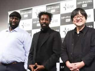 細田守監督注目のアカデミー賞候補作 『レ・ミゼラブル』監督と対面