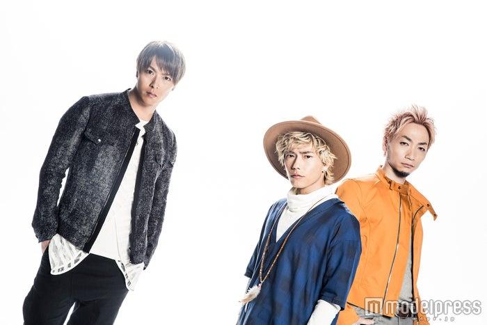 ソナーポケット(左から)ko-dai、eyeron、matty