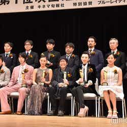 「第91回キネマ旬報ベスト・テン」表彰式の様子 (C)モデルプレス