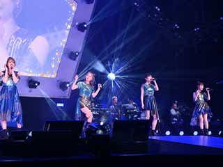 リトグリ、芹奈不在の4人で史上最大規模ツアー完走 新曲も初披露<セットリスト>