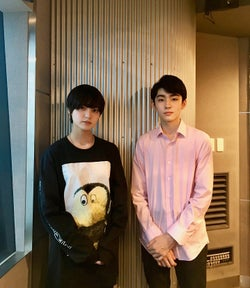 欅坂46平手友梨奈、市川染五郎と対談 共通点&美意識語り合う