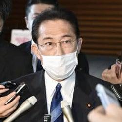 現金給付、減収1世帯30万円へ 首相、自民岸田氏と合意