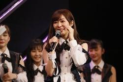 指原莉乃が涙 メンバーも号泣のHKT48卒業公演でメッセージ「すごく今清々しい」