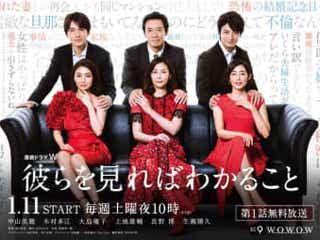 V6長野博、大島優子の夫役に!今妻&元妻の間で戸惑う介護士役でドラマ出演