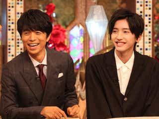 なにわ男子・道枝駿佑、豪華な交友関係にTOKIOが嫉妬