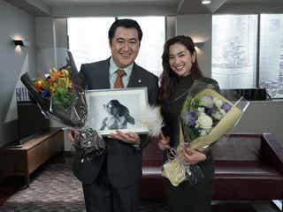 中村アン、月9「SUITS/スーツ」クランクアップで「さみしい」小手伸也は「一番仲良くなるのがまさか中島くん」