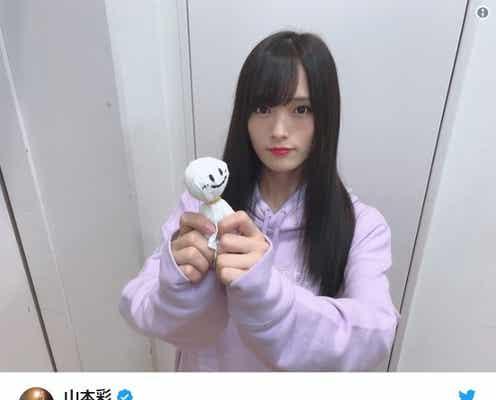 """NMB48山本彩の卒コン直前、団結した""""ファンの運動""""が話題に"""