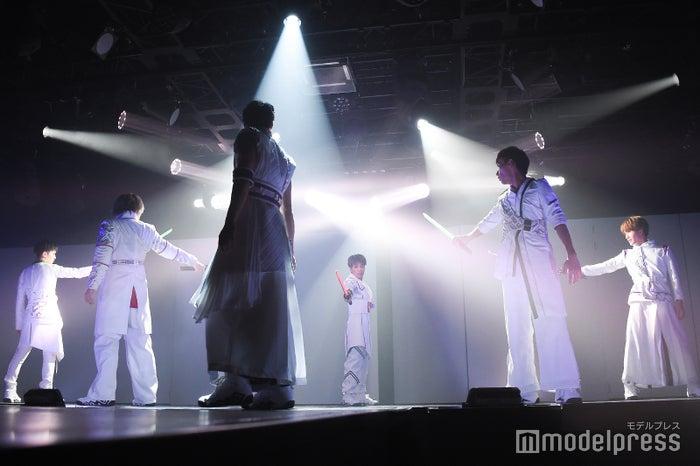 「KYOTO SAMURAI BOYS」ゲネプロ (C)モデルプレス