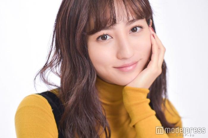 モデルプレスのインタビューに応じた堀田茜(C)モデルプレス