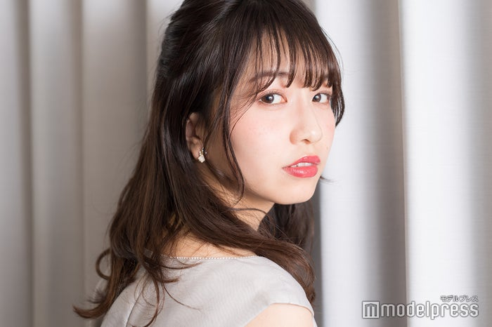 松本楓加さん(C)モデルプレス