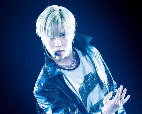 SHINeeテミン「成長して戻ってくる」初ソロアリーナツアー完走<TAEMIN ARENA TOUR 2019 ~X™~ライブレポ/セットリスト>