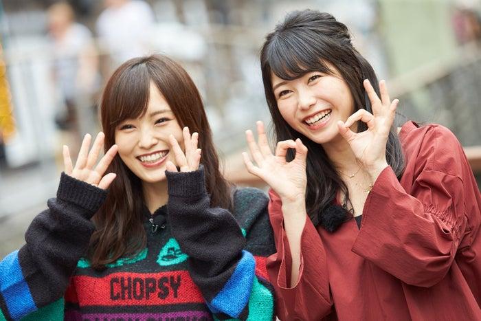 山本彩&横山由依(写真提供:関西テレビ)