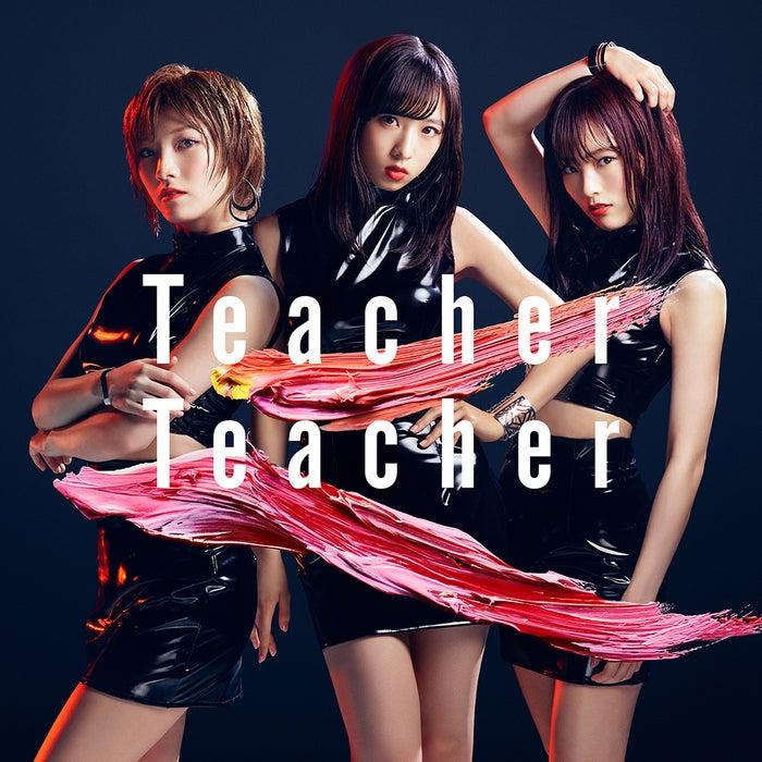 AKB48「Teacher Teacher」(5月30日リリース)通常盤A (C)You,Be Cool!/KING RECORDS