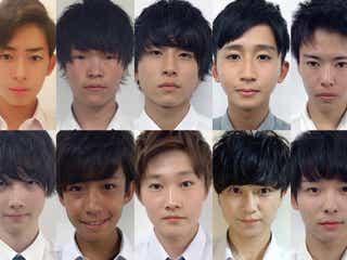 【投票結果】「男子高生ミスターコン」中部地方のファイナリスト10人発表!<日本一のイケメン高校生を決める>