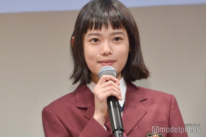 ドラマ『花のち晴れ~花男 Next Season~』で主演をつとめる杉咲花 (C)モデルプレス
